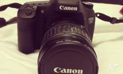 Canon EOS 5D Mark III DSLR Camera with EF 24-105mm