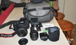 Hi there! For sale EOS 60D DSLR, Canon gives the photo