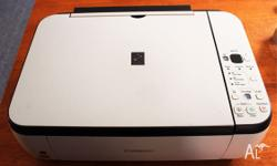 Selling without Ink. The Canon Pixma MP270