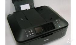 Canon Mx715 Wireless Printer/Fax/Scanner purchased new