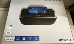The PIXMA iP7260 is an advanced Wi-Fi printer featuring