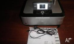 canon pixma MP630 printer, comes with set of inks and