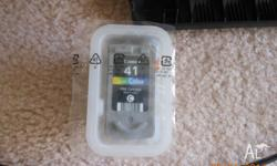 Canon Printer Colour Ink Cartridge. (NEW) CL41 Color