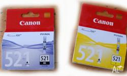 I have 3 brand new original Canon printer ink cartriges