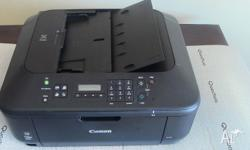 CANON PIXMA MX456 almost new. Printer, copy (color and