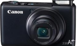 Canon S95 is one of the best compact cameras. I spent