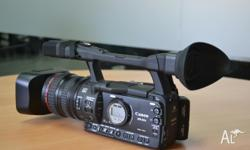 I'm selling my Canon XHA1s Digital Video Camchorder.