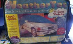 Weather Tec Car Cover Medium Size