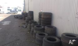 13 14 AND 15 INCH ROADWORTHY 80% PLUS TYRES FROM $15