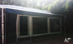 Coast Awning Wall Kit (Annexe)18' An inexpensive