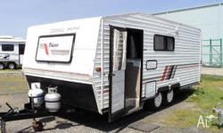 Caravan Coromal Aussie Tourer, 1990, REDUCED FROM