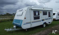 "CARAVAN - GALAXY SOUTHERN CROSS SERIES III 16'6"" Single"