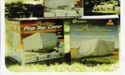 Caravan, Pop Top, Camper Trailer & Motorhome Cover