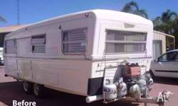 A1 Caravans has an experienced service and repairs