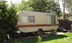 Jayco poptop caravan 15 ft. 4 berth with annexe &