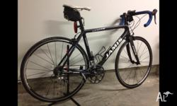 2010 Jamis Xenith Comp Carbon Road Bike. This is a 56cm