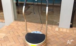 Vibration trainer used not only for training but also a