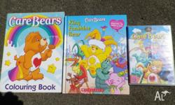 "Care Bears colouring book never used Book - ""King"
