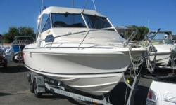 Carribean Reef Runner, 2000, White, Immaculate