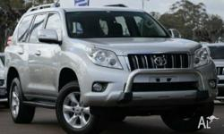 Year: 2011 Condition: New The Toyota Prado was the most