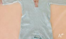 Gently worn bodysuit from Carter's. Purchased from the