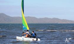 Selling our Hobiecat Bravo as we unfortunately no