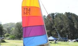 Maricat 4.3 (14ft) in good condition on registered