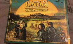 Hi, I am going to sell a Brand New Catan Game with 5-6