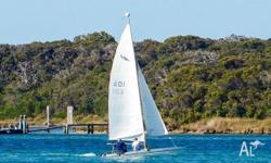 Sailing Catermaran 16' in great condition, selling due