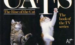 CATS-THE RISE OF THE CAT-ROGER TABOR BOOK OF THE TV