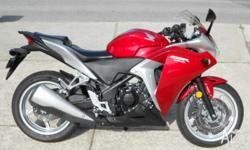 Have upgraded, Selling my CBR250RABS. Great bike to