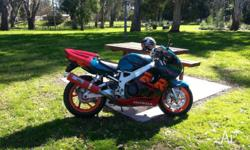 hi i have a cbr 900rr low ks after a car for my oldest