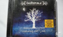 CD Dreaming Out Loud by One Republic **FREE POST** Has