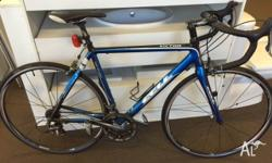 2010 Cell Victor 54cm Carbon road bike. Ultegra gearing