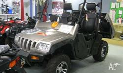 CF MOTO,UTV,500cc Auto high and low, range tow, hitch