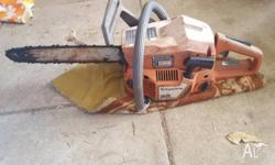 Husqvarna 36 , 2 Stroke , Easy Start , Light Weight ,