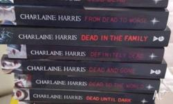 Charlaine Harris Books $1 each: Dead as a doornail Club