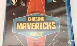 Chasing Mavericks surfing movie Bluray Watched once,