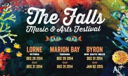 I have 1 x 4 day Byron Bay Falls Festival ticket for