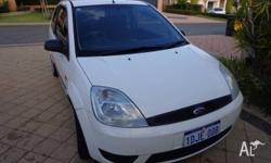 Hi there Selling my beloved ford fiesta, very good all