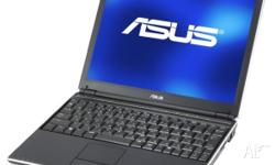 ASUS U5F Intel Core2Duo Processor, Windows 7 SP1, 2GB