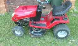 the mower needs battery and a servise and will be