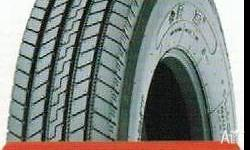 Brand New, Top Quality, Tubeless Radial All-Steel,