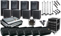 Cheapest Speakers and PA Hire HIRE in Melbourne Speaker