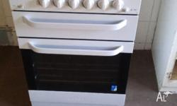 Chef Oven in great condition and less than 12months