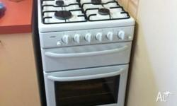 Old Retro Vintage 1950 1970 Chef Gas Oven Grill Cooktop