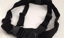 Brand New Chest Mount Harness to suit GoPro & Kaiser