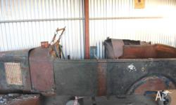 great ratrod project found on a farm out back of gawler
