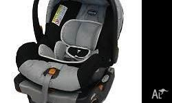 KeyFit Plus Infant Car Seat features the a number of