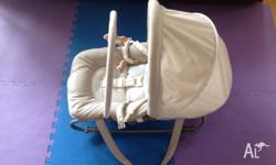 Child Care Baby Rocker In AS NEW condition in original